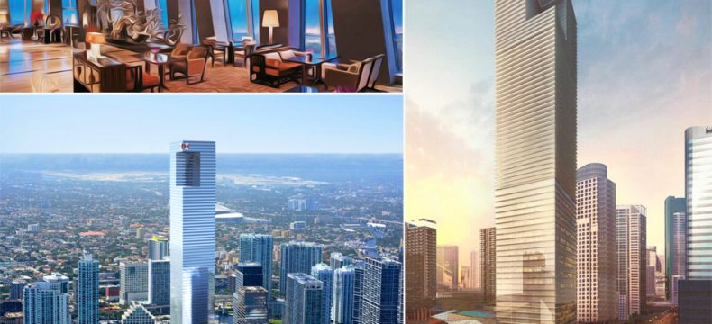 Is One Brickell City Centre coming soon to Brickell?